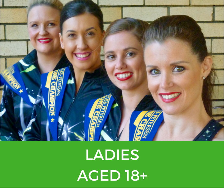 Brisbane North Physie - Preschool childrens Teens Ladies Dance Classes