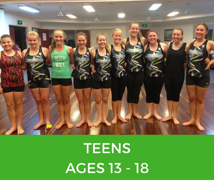 physie classes at brisbane north physical culture club - dance classes