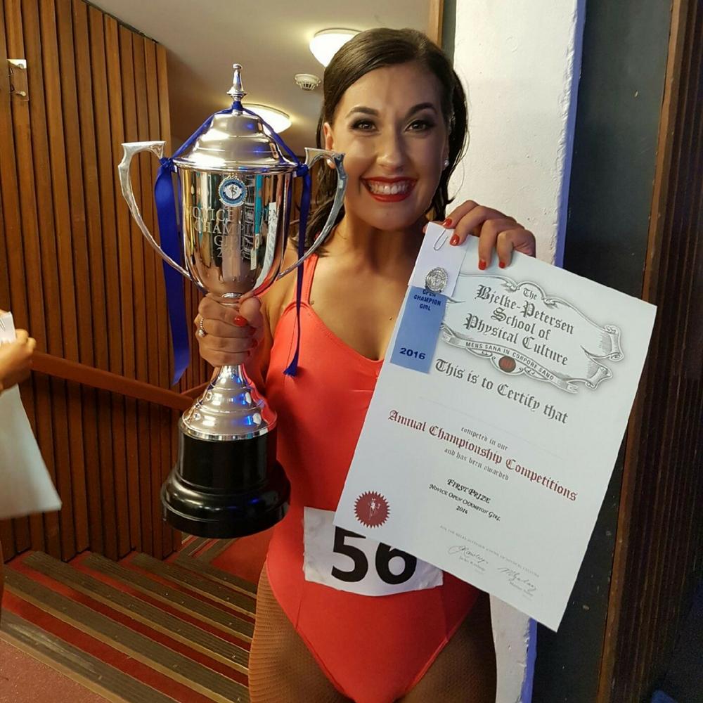 Brisbane North Physie results Ladies Dance Classes Brisbane North Physical culture club